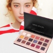 18 Colors Women Eyeshadow Palette Shimmers Eye Natural Smoky Cosmetics Make Up