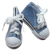 * Cute Baby Doll Shoes Fashion Handmade Sneakers For American Girl Baby Doll Clothes Accessories