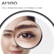 AMIRO LED Makeup Mirror with 5X Magnification Mirror for Eye Makeup Vanity Mirror Magnifying Mirror