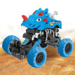 Inertia Four-Wheel Drive Off-Road Vehicle Simulation Model Toy Baby Car Model BU