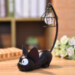 W_Creative Cat Animal LED Night Lights Ornaments Home Decoration Small Cat Night Lamp for Child Kids Toys Gifts Table Lamps