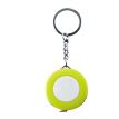 Hot Portable Retractable Ruler Centimeter / Inch Tapes Plastic Key Chain 20185.24 Home Tools Quality Keychain Tool