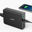 Anker USB-C Power Delivery PD 60W 5-port USB Charger Multi-port Charger/Charger Head Black Apple MacBook Android Smartphone/Tablet