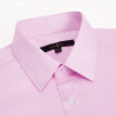 CareerMen Men's Slim Fit Non Iron Spread Collar Twill Graceful French Cuff Long Sleeve Dress Shirt