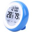 Yuhuaze touch-screen models touch bright luminous lazy bells clock hygrometer household indoor baby room alarm clock humidity thermometer