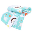 Like baby (elepbaby) baby quilt baby air conditioning fashion cartoon children summer cool by kindergarten nap was 120X150CM (small Nick)