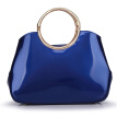 2016 fashion female patent leather handbag women tote bags luxury brand shell bag party evening bag ladies shoulder tote bag