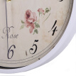 12 inches 30CM metal wall clock simple clock silent quartz movement watch for bedroom living room