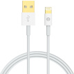 BIAZE Apple Data Cable Gold Plated Phone Charger Power Cord 1.88 Meter K26 White iPhone5/6s/7/8Plus/X/ New iPad Air Mini