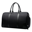Bo brand Bopai travel bag men's business handbags short-distance large-capacity luggage bag women's business travel bag travel shoulder bag waterproof duffel bag black 732-007191