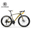 700C Road BIKE 27 Speed Bicycle 49CM Racing BIKE mens women bicycle