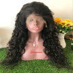 8A Brazilian Wet and Wavy Full Lace Human Hair Wigs For Black Women Glueless Water Wave Lace Front Wigs With Baby Hair
