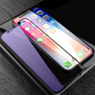 KOOLIFE Tempered Glass Screen Protector for iPhone X/10 Black
