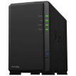 Synology DS218play Quad Core 2-bay NAS Network Storage Server (with no internal hard drive)