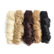 "I's a wig 24"" 14 Colors Long Wavy High Temperature Fiber Synthetic Clip in Hair Extensions for Women"