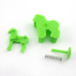 Home Kitchen Plunger Cutters Cake Fondant Craft Sugarcraft DIY Mould Decoration - Horse