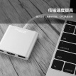 Di graceful special Type-C to VGA HD converter docking adapter with PD charging Apple MacBook hub USB3.0HUB splitter OTN-7