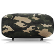ROUNDQUEEN M800 Wireless Bluetooth Audio 2.1 Subwoofer HIFI-level outdoor audio radio EQ computer mobile phone 4.2 Speaker Camouflage pattern