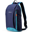 Golf GOLF backpack men leisure travel mini backpack light bag D5BV87330J dark blue
