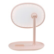 Newman (Newsmy) table lamp makeup mirror table lamp with light storage LED beauty mirror night light gift gift creative custom holiday decoration birthday gift for girlfriend LS-8918 pink