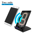 AICase Qi Wireless Charger Pad Stand Fast Charging For iPhone 8 Plus iPhone X Samsung Galaxy Note8 S8 S7 S6 Edge