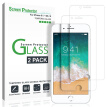 "iPhone 8, 7, 6S, 6 Screen Protector Glass, закаленное стекло для экрана Apple iPhone 8, 7, iPhone 6S 6 [4,7 ""дюйма] (2-Pack)"