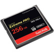 SanDisk 256GB CF (CompactFlash) memory card UDMA7 4K Extreme Ultra-Speed ​​Edition reading speed 160MB / s write speed 140MB / s