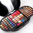 Nude Eyeshadow Pallete Cosmetic Pigment Makeup Eye Shadow Brushes Set