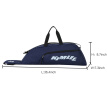 KIMLEE Baseball Tote Bag for Baseball T-Ball & Softball Equipment & Gear for Kids Youth and Adults Holds Bat Helmet Glove