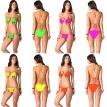 0f9dbcbc19 ... Vanker Women Sexy Tassel Design Push-up Bra Bikini Separates Swimsuit  Swimwear