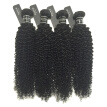 BQ HAIR Afro Kinky Curly Weave Peruvian Hair 4 bundles Grade 8A Mink Product Tangle Free No Shedding Fast Freeshipping DHL/UPS