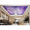 3D photo wallpaper KTV bar ceiling 3D large mural Star Universe TV backdrop wallpaper bedroom living room wallpaper mural