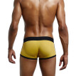 JOCKMAIL men's underwear dry breathable mesh men's boxer briefs sexy pants GAY