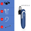 Hongsund D5 Original Hands-free Wireless Bluetooth Earphone Headset Headphones Earbud with Microphone Earphone CSR4.0 for Phone PC
