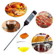 1pc/2pc/5pc Digital Cooking Food Probe Meat Kitchen BBQ Selectable Sensor Thermometer