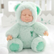 12 Colors Cute Reborn doll Plush Stuffed Toys for Children Soft Rabbit Bear Plush Toy Baby Sleeping Dolls