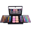 78 Color Matte Shimmer Waterproof Brand Eyeshadow Pallete Balm Brow Cosmetic Makeup Natural Gift