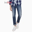 INTERIGHT fit slim jeans in blue 34XL