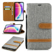 "BEFOSPEY Mixed Colors Denim PU Leather+Soft TPU Card Slot Stand Wallet Case For Huawei P20 Lite(5.84"")"