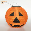 BOGUANG LED Solar Hanging Light Pumpkin Lantern Halloween Decorative Lighting Warm White Lamp for park Garden Party Yard outdoor