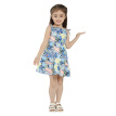 Girls Dress Cute Baby Girls Summer And Spring Kids Clothes Cotton 2018 New Arrival Print Mini Casual Dresses For Girls