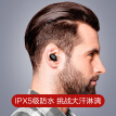 Sony Ericsson (soaiy) T1 true wireless bluetooth headset business in-ear stereo mini sports running subwoofer air-tws Iphone7/8/X Android mobile phone universal