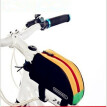Qian Xu polyester PVC outdoor mountain bike road bike bicycle bike frame Pan before the tube bicycle beam saddle bag
