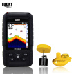 Lucky ff718lic Real Waterproof Fishing Monitors 2-in-1 Wireless Sonar 328ft / 100m Fishfinder Depth Sonar Pro
