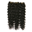 YAVIDA Hair Brazilian Deep Wave Virgin Hair 3 Pcs/lot Brazilian Curly Virgin Hair 7A Deep Curly Brazilian Hair Weave Human Hair