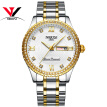 NIBOSI Women Watches Luxury Gold Crystal Relogio Feminino Famous Brand Women Watches Luxury Ladies Watches Top Brand Luxury