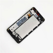 Screen For Nokia Lumia 650 LCD Display Matrix Touch Screen Digitizer Full Assembly With Frame Replacement Parts Free Shipping