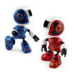 Mini Musical Multi-function Smart Induction Intelligent Robot With Light For Kids