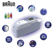 Braun Ear Thermometer Baby IRT6520 Digital LCD Body Accurate Fever Temperature Measurement Lens Filter Family Health Care
