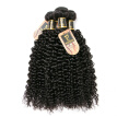 YAVIDA Hair Brazilian Hair Weave Bundles Afro Kinky Curly Hair 3 Pcs Bundle Brazilian Kinky Curly Virgin Hair Curly Weave Human Ha